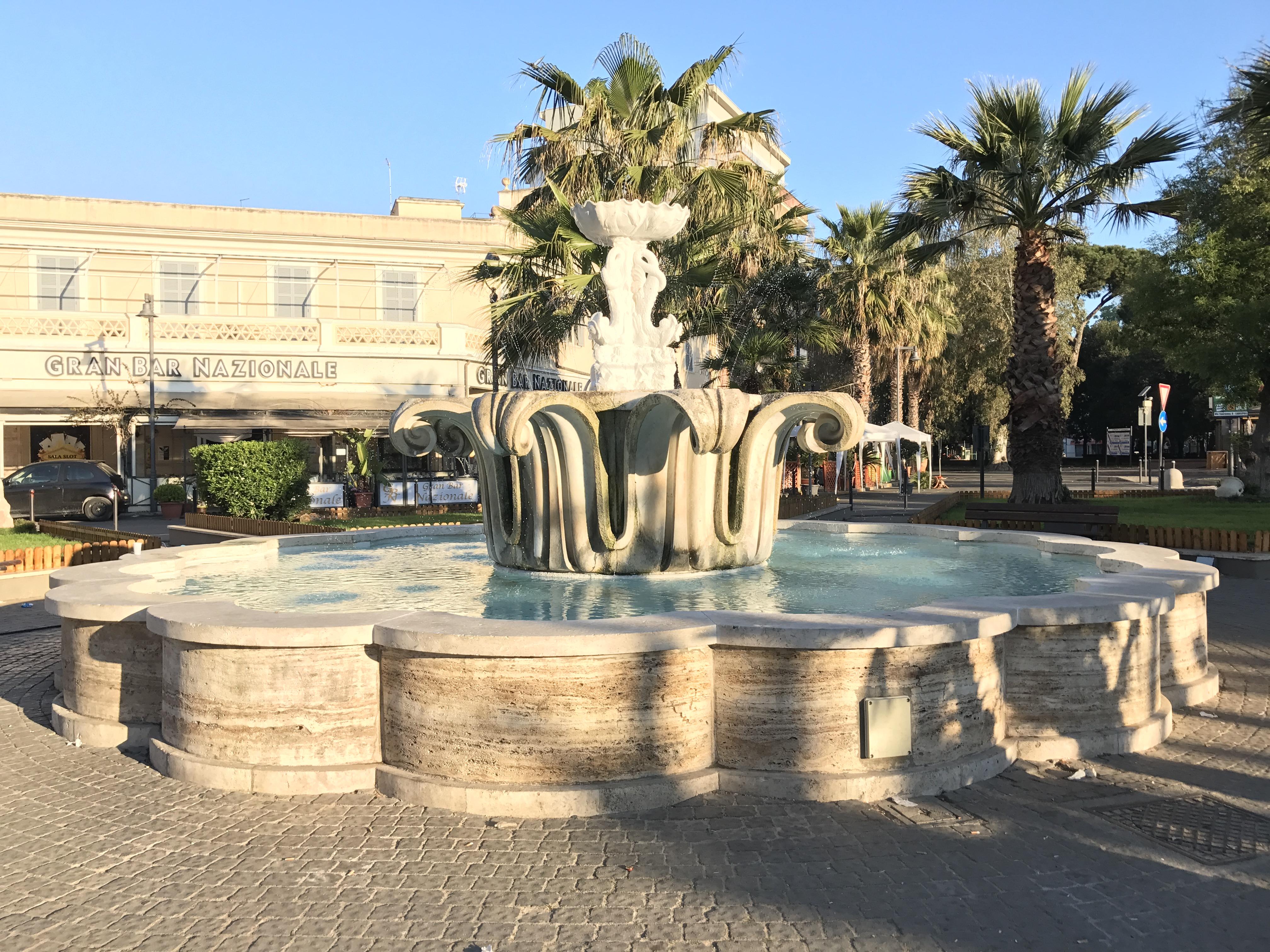 Fontana del Capitello Piacentini