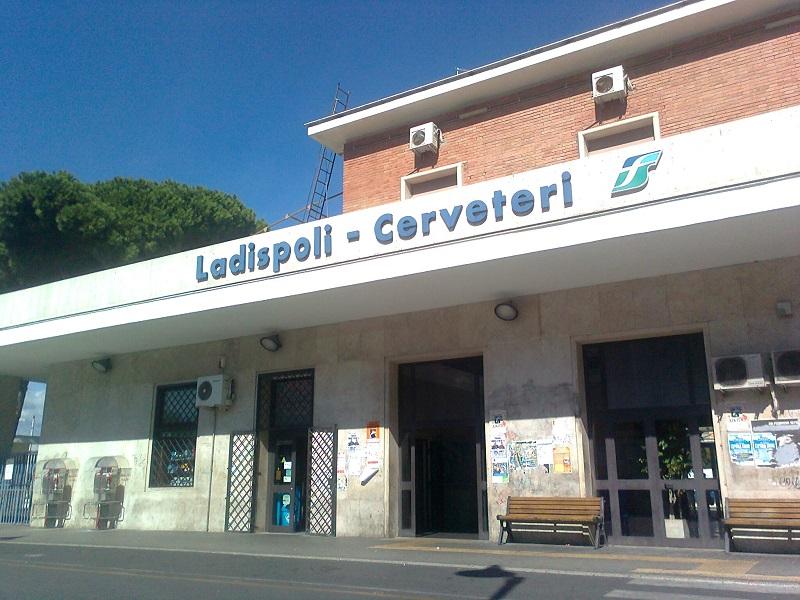 stazione ladispoli