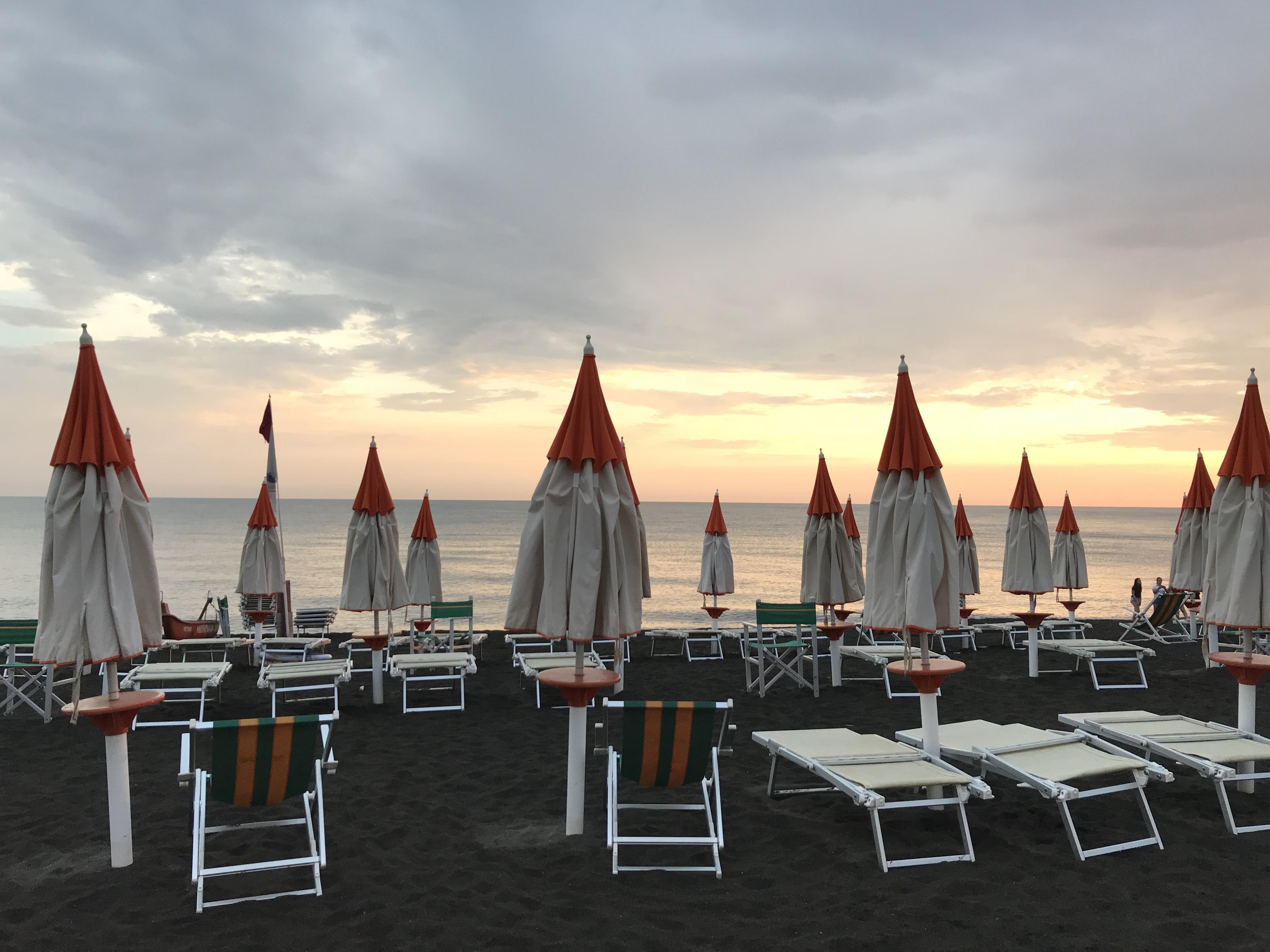spiaggia Ladispoli